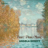 Piano Music-Angela Hewitt-CD