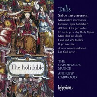 Salve Intemerata-The Cardinalls Musick-CD