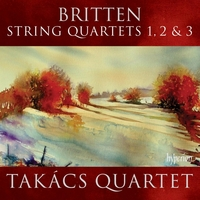 String Quartets 12&3-Takacs Quartet-CD