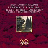 Serenade To Music-Corydon Orchestra-CD
