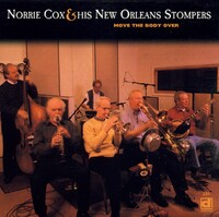 Move The Body Over-Norrie Cox & His New Orleans Stompers-CD