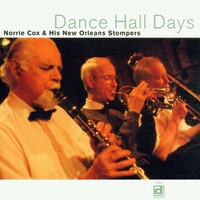 Dance Hall Days-Norrie Cox & His New Orleans Stompers-CD