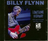 Lonesome Highway-Billy Flynn-CD