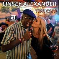 Two Cats-Linsey Alexander-CD