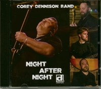 Night After Night-Corey Dennison Band-CD