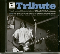 Tribute: Newly Recorded Blues Celebaration Of Delm--CD