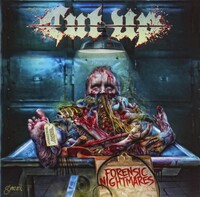 Forensic Nightmares-Cut Up-CD