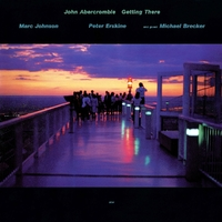 Getting There-John Abercrombie-CD