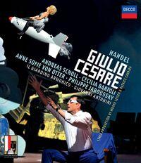 Bartoli,Cecilia/Scholl,Andreas - Giulio Cesare-Blu-Ray