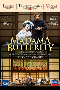 Riccardo Chailly - Puccini: Madama Butterfly-Blu-Ray