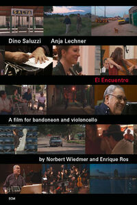 Saluzzi, Dino / Lecher, Anja - El Encuentro - A Film For Bandoneon-DVD