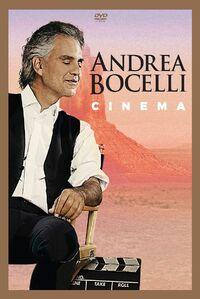 Andrea Bocelli - Cinema-DVD