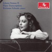 Piano Transcriptions-Rorianne Schrade-CD