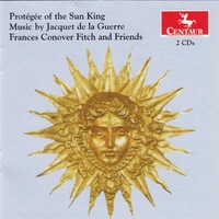 Protégée Of The Sun King-Peter Sykes, Races Conover-CD