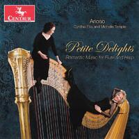Petite Delights - Romantic Music For Flute & Harp-Arioso-CD