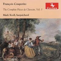 The Complete Pieces De Clavecin, Vol. 1-Mark Kroll-CD