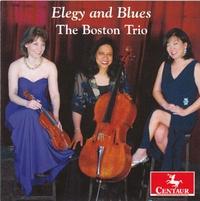 Elegy And Blues-The Boston Trio-CD