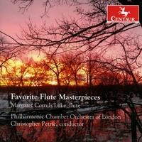 Favorite Flute Masterpieces-Luke Margaret Cornils-CD