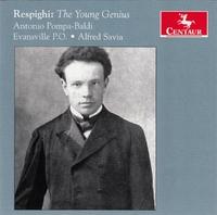 The Young Genius-Antonio Pompa-Baldi-CD