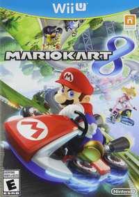 Mario Kart 8-Nintendo Wii U