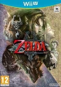 Legend Of Zelda - Twilight Princess-Nintendo Wii U