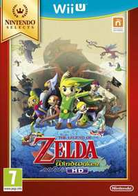 Zelda - The Wind Waker (Selects)-Nintendo Wii U