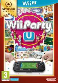 Wii Party U (Selects)-Nintendo Wii U
