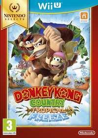 Donkey Kong Country - Tropical Freeze (Selects)-Nintendo Wii U