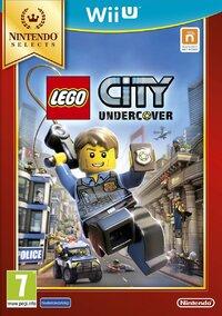 Lego City Undercover (Selects)-Nintendo Wii U