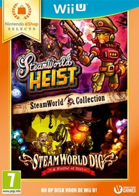 Steamworld Collection-Nintendo Wii U