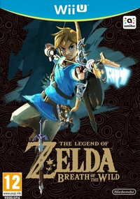 The Legend Of Zelda - Breath Of The Wild-Nintendo Wii U