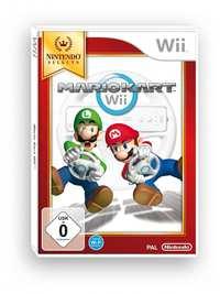 Mario Kart - Nintendo Selects-Nintendo Wii