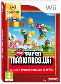 New Super Mario Bros-Nintendo Wii