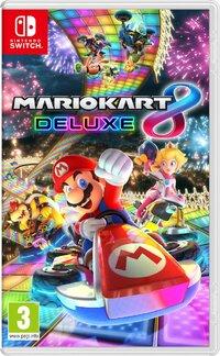 Mario Kart 8 Deluxe-Nintendo Switch
