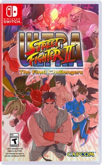 Street Fighter 2-Nintendo Switch