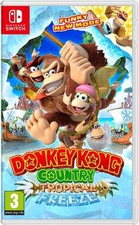 Donkey Kong Country – Tropical Freeze-Nintendo Switch