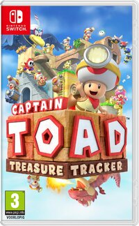 Captain Toad – Treasure Tracker-Nintendo Switch