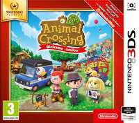 Animal Crossing – New Leaf (Selects)-Nintendo 3DS