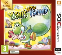 Yoshi's New Island (Selects)-Nintendo 3DS