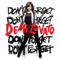 Don't Forget-Demi Lovato-CD
