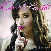 Here We Go Again-Demi Lovato-CD