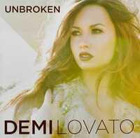 Unbroken-Demi Lovato-CD
