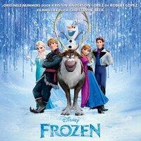 Frozen (Nederlandse Soundtrack)-Original Soundtrack-CD