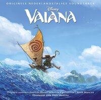 Vaiana (Nederlandse Soundtrack)-Original Soundtrack-CD
