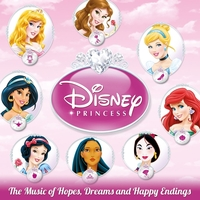 Disney Princess/The Music Of Hopes,--CD