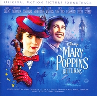 Mary Poppins Returns (Ost) (Ltd.Ed.--CD