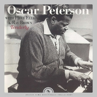 Tenderly-Oscar -Trio Peterson-LP