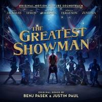 The Greatest Showman-Original Soundtrack-CD
