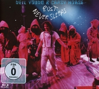 Neil & Crazy Horse Young - Rust Never Sleeps-Blu-Ray