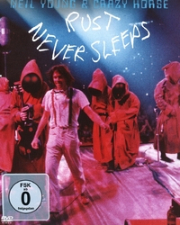 Neil & Crazy Horse Young - Rust Never Sleeps-DVD